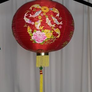 Other - Chinese New Year Lantern Fabric